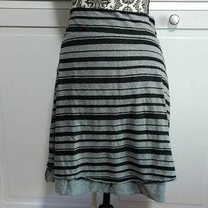 Dakini reversible skirt
